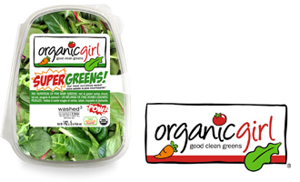 Produce_Organic Girl